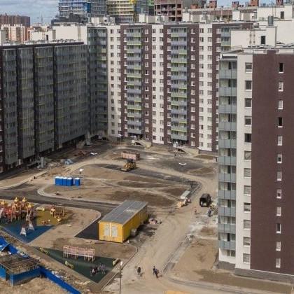ЖК Вернисаж ход строительства