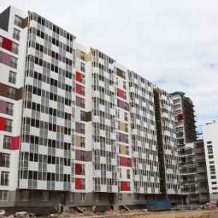 ЖК Вернисаж санкт-петербург фото стройки